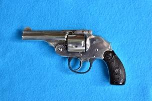 Gun passed down to John Caruso from Domenico Caruso